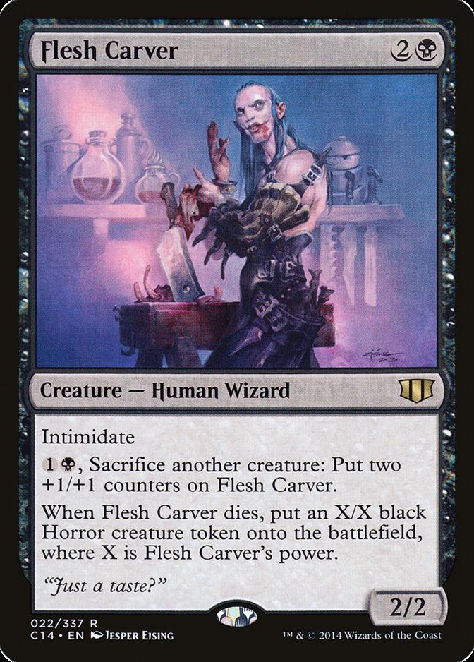 Flesh Carver [C14]