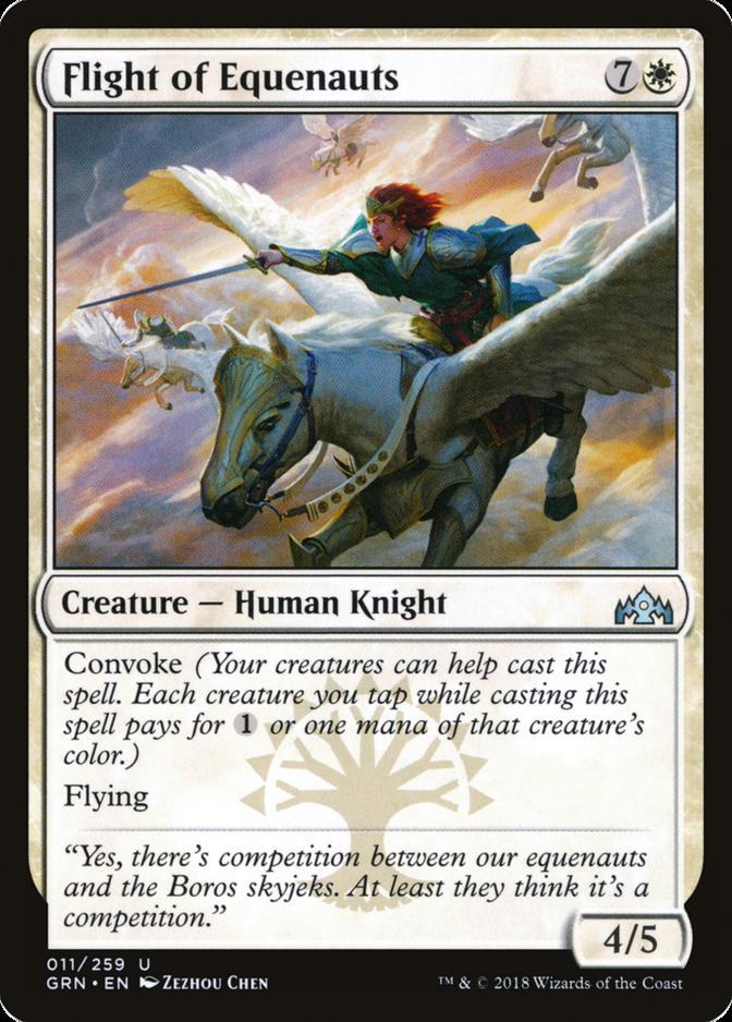 Flight of Equenauts [GRN]