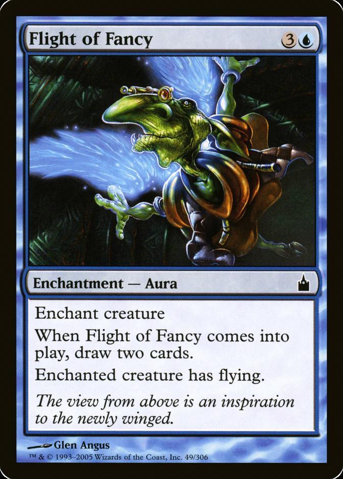 Flight of Fancy [RAV]