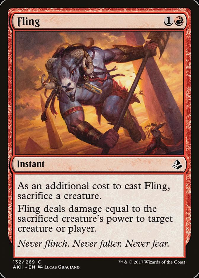 Fling [AKH]