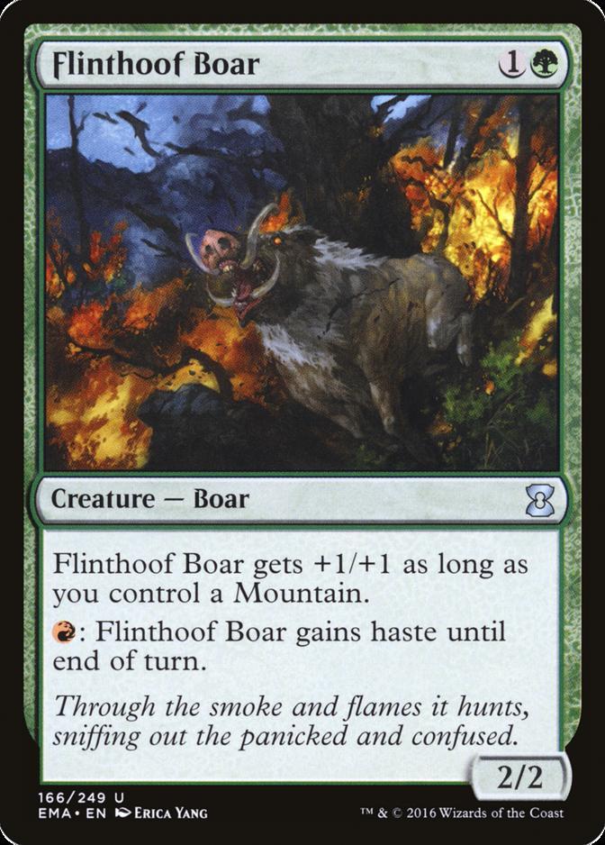 Flinthoof Boar [EMA] (F)