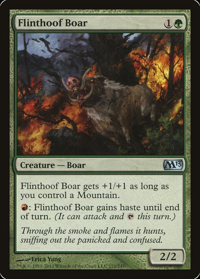 Flinthoof Boar [M13]