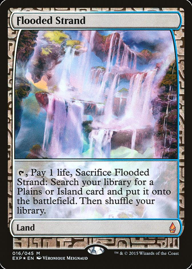 Flooded Strand [EXP] (F)
