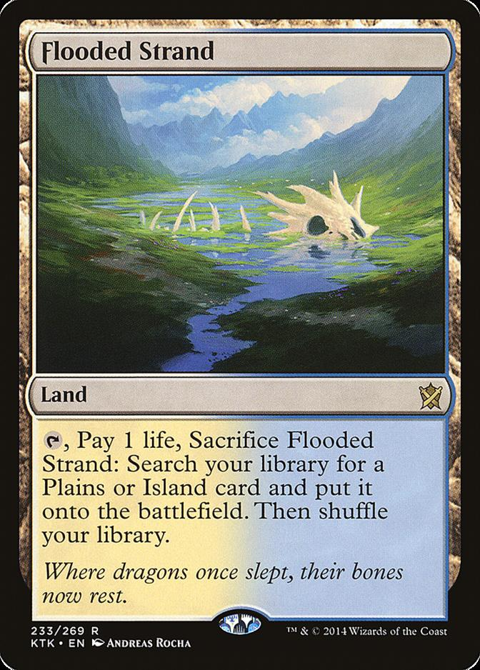 Flooded Strand [KTK]