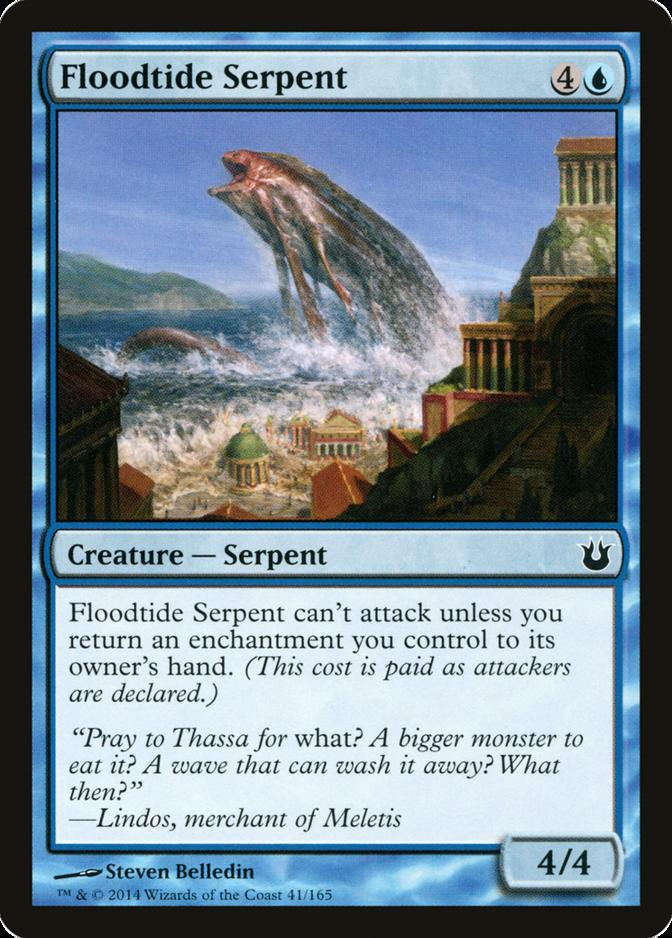 Floodtide Serpent [BNG] (F)