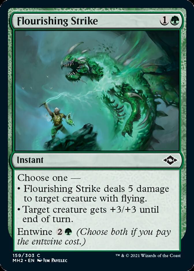Flourishing Strike [MH2]