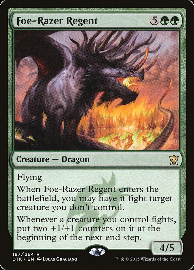 Foe-Razer Regent [DTK]