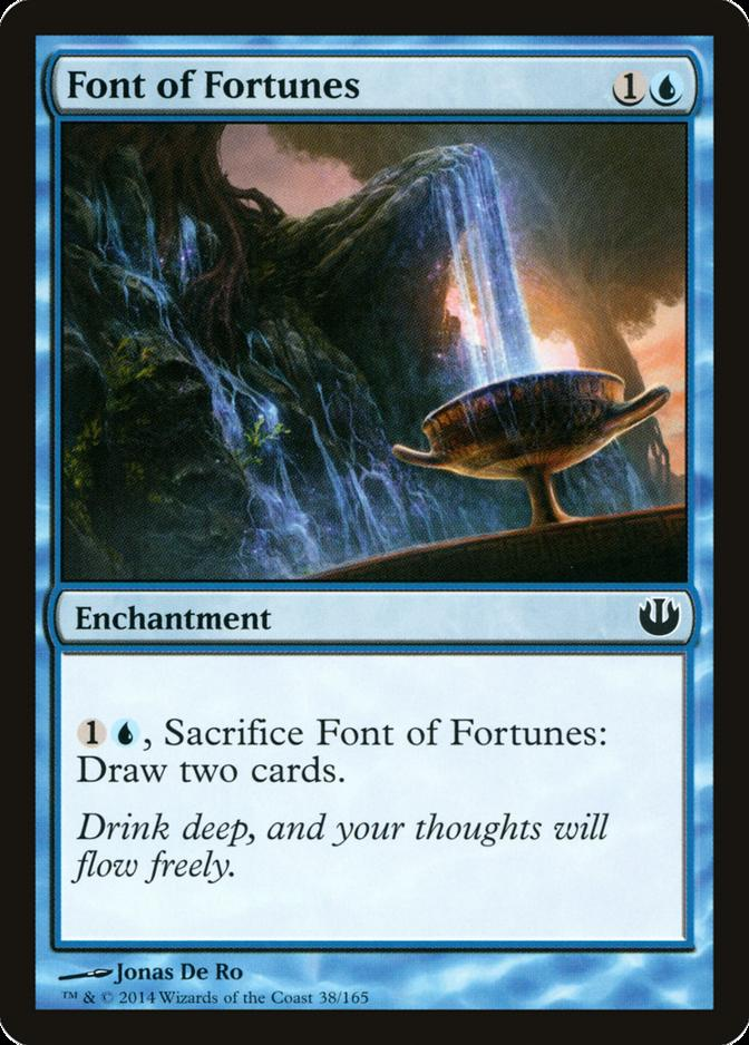 Font of Fortunes [JOU]