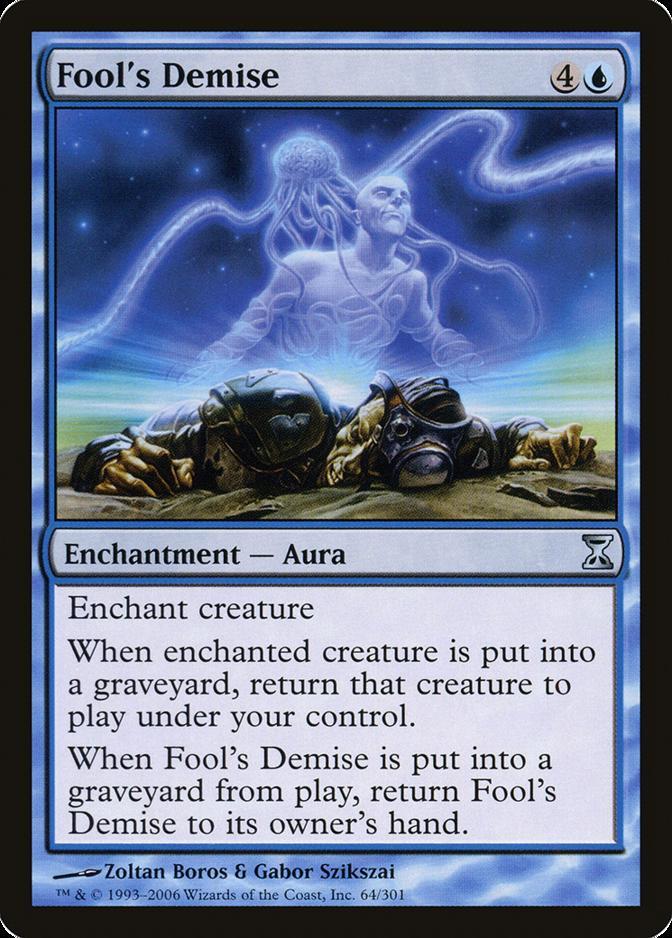 Fool's Demise [TSP] (F)