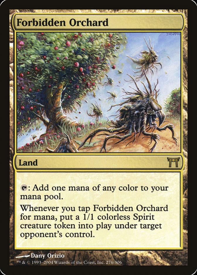 Forbidden Orchard [CHK]