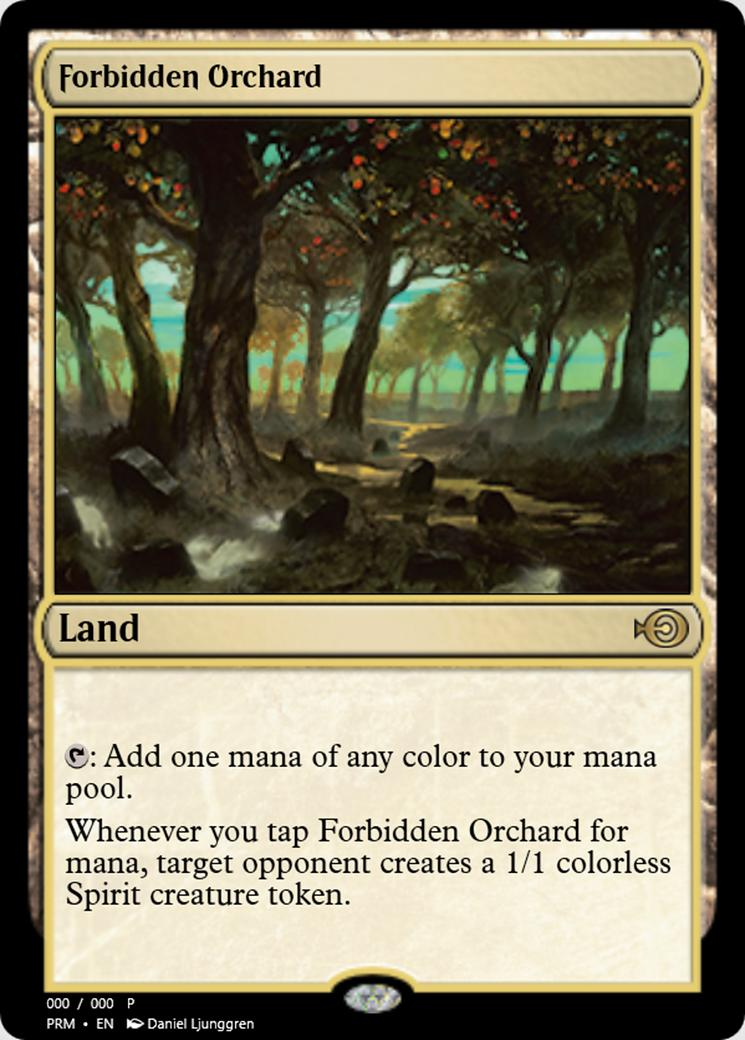Forbidden Orchard [PRM] (F)