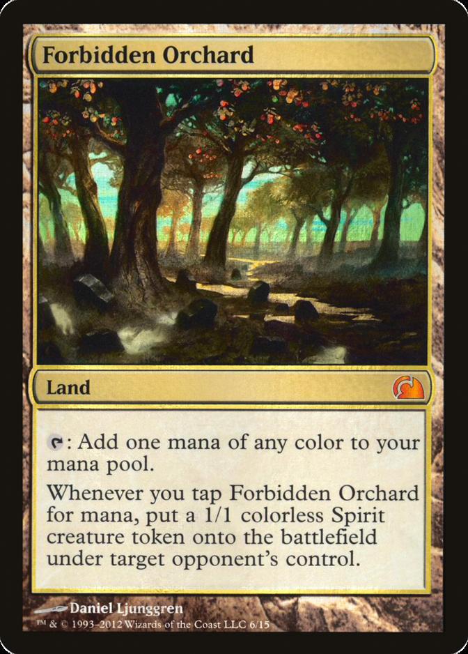 Forbidden Orchard [V12] (F)