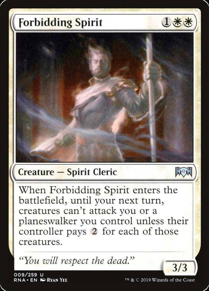 Forbidding Spirit [RNA]