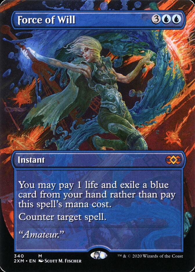 Force of Will [P2XM] (F)
