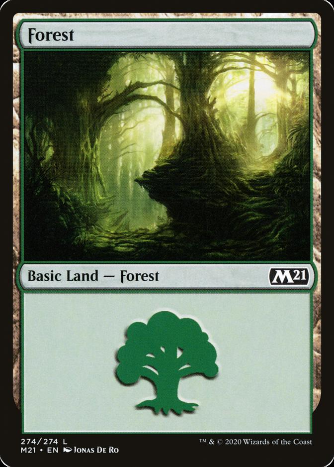Forest <274> [M21]