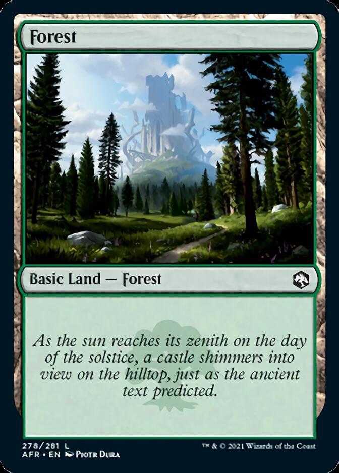 Forest <278> [AFR]