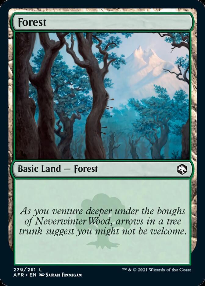 Forest <279> [AFR]