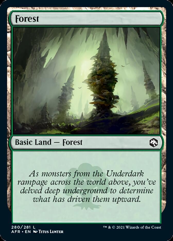 Forest <280> [AFR]