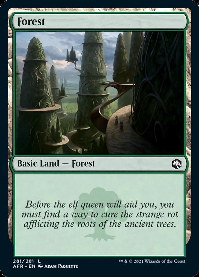 Forest <281> [AFR]
