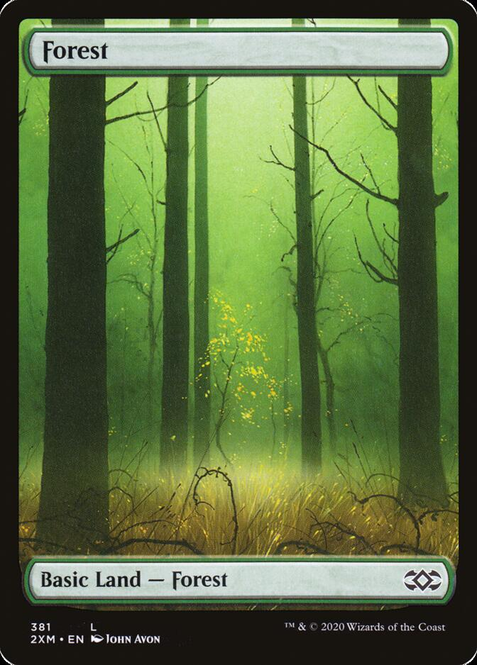 Forest <381> [P2XM]