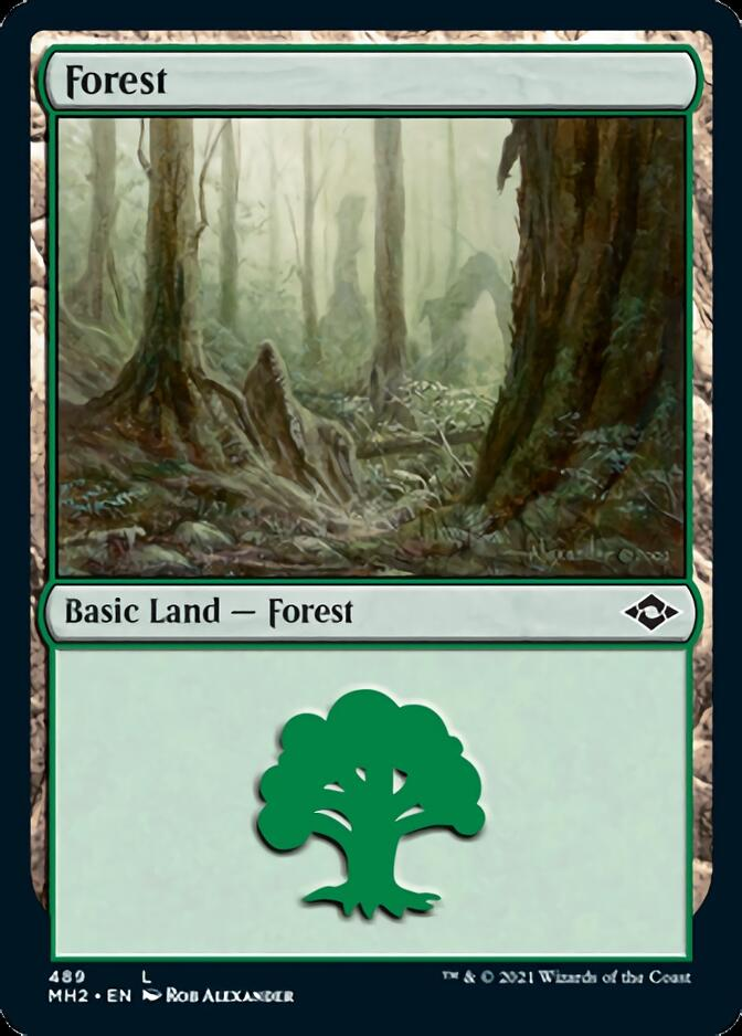 Forest <489> [MH2]
