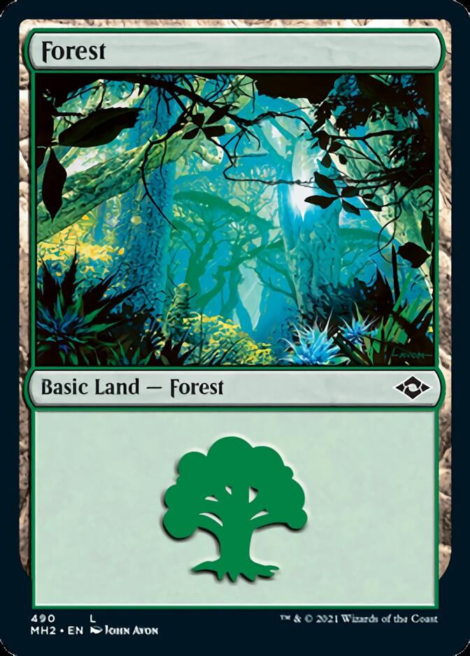 Forest <490> [MH2]