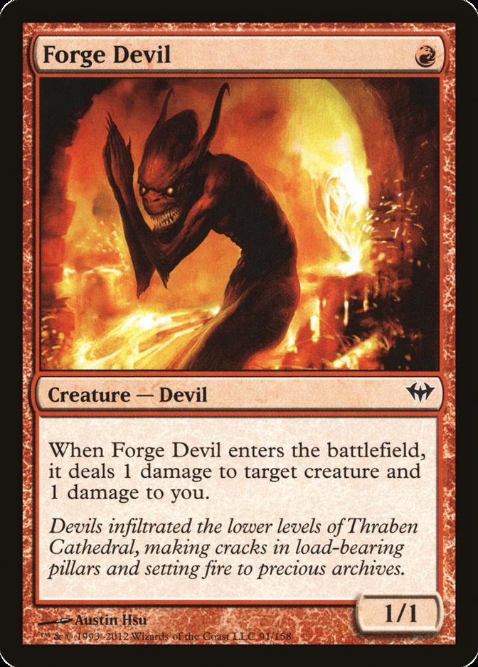 Forge Devil [DKA] (F)