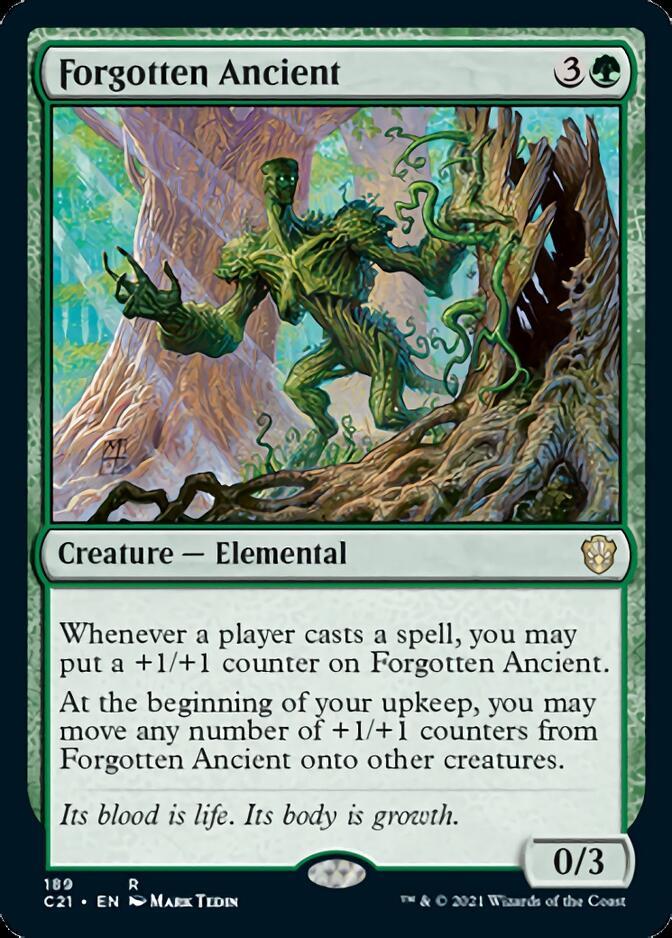 Forgotten Ancient [C21]