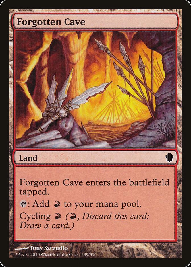 Forgotten Cave [C13]