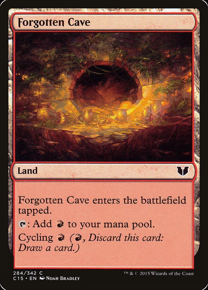 Forgotten Cave [C15]