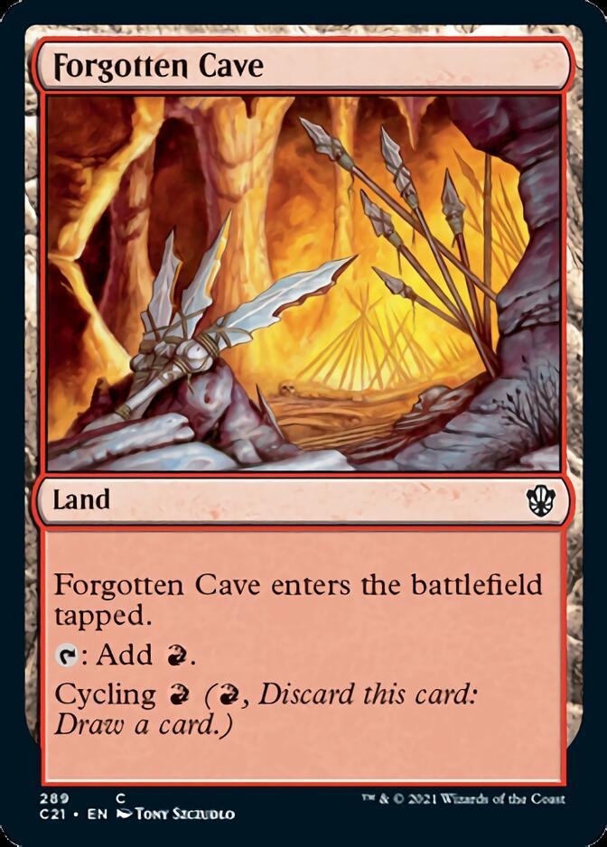 Forgotten Cave [C21]
