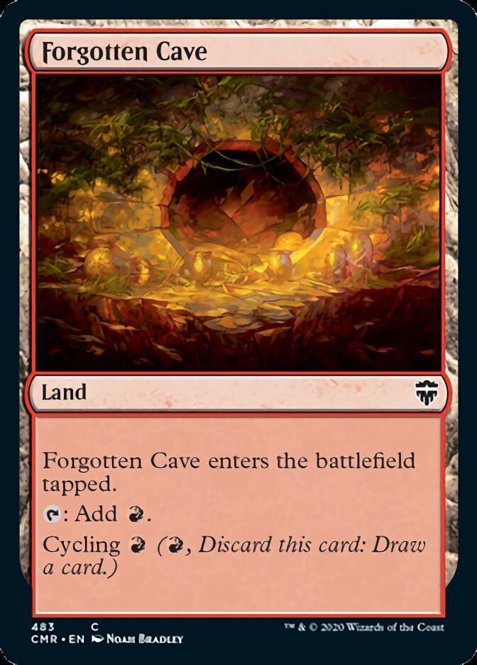 Forgotten Cave [CMR]