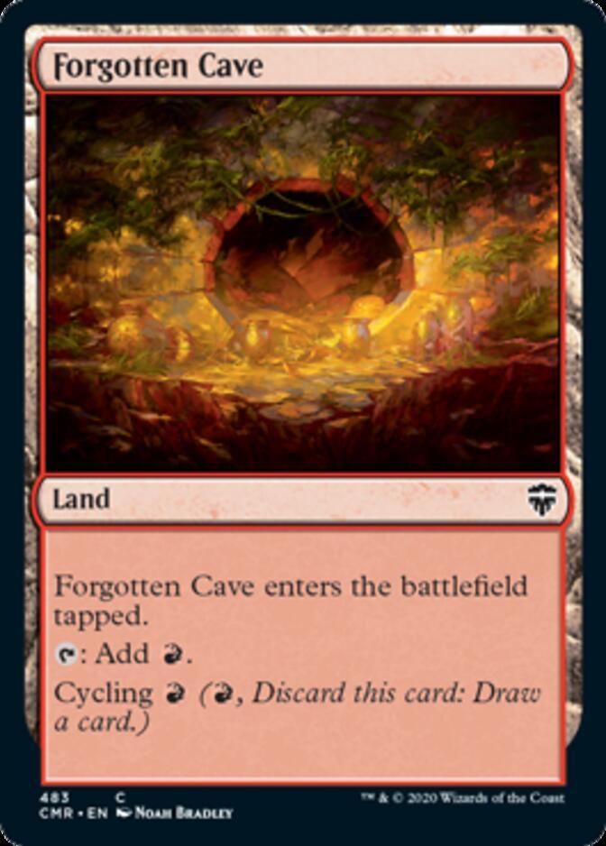Forgotten Cave <precon> [CMR]