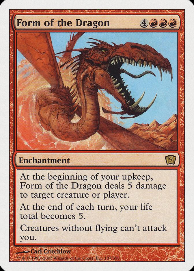 Form of the Dragon [9ED]