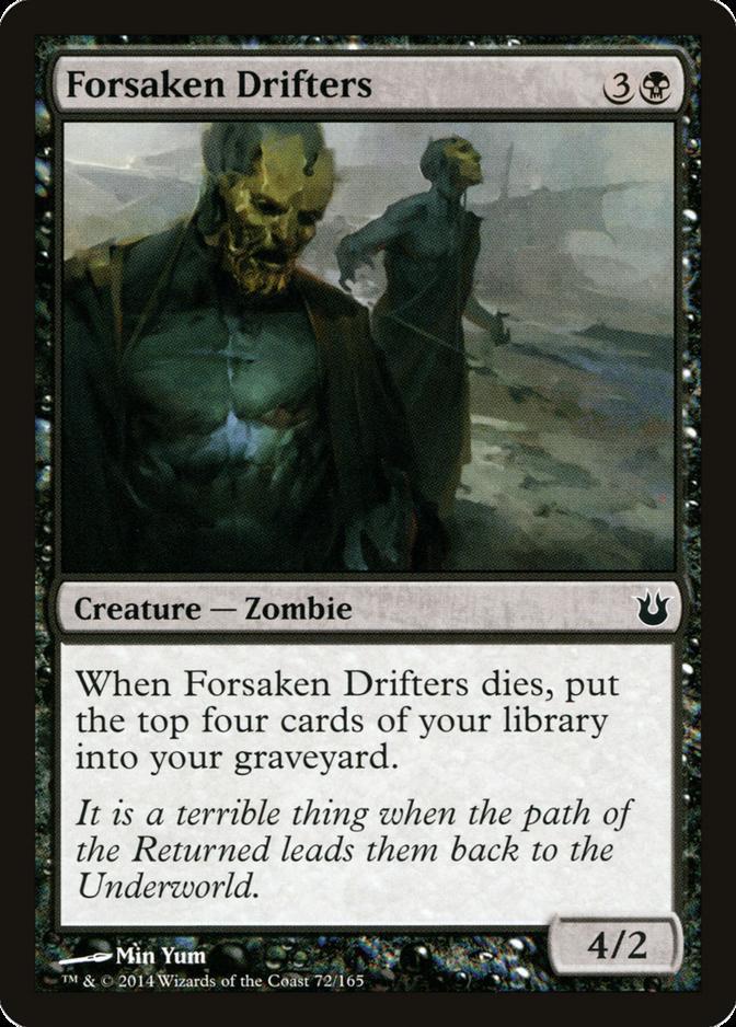 Forsaken Drifters [BNG]