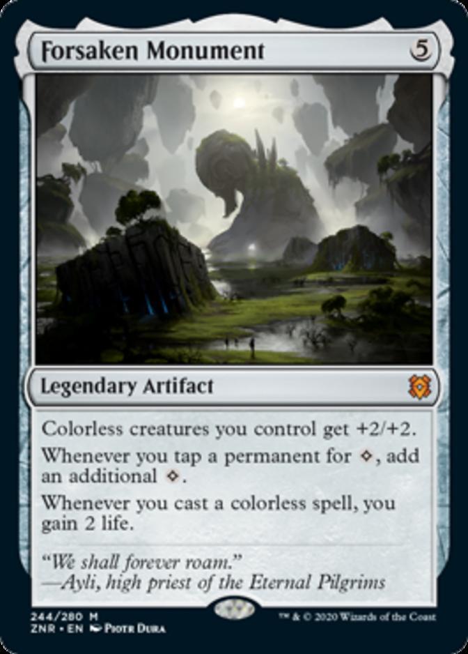 Forsaken Monument [ZNR]