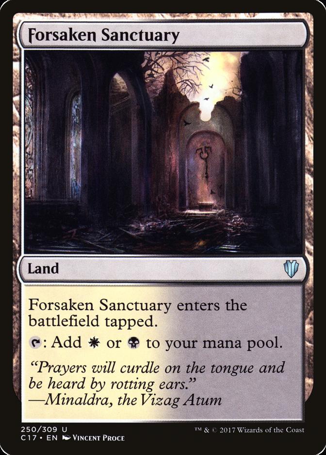 Forsaken Sanctuary [C17]