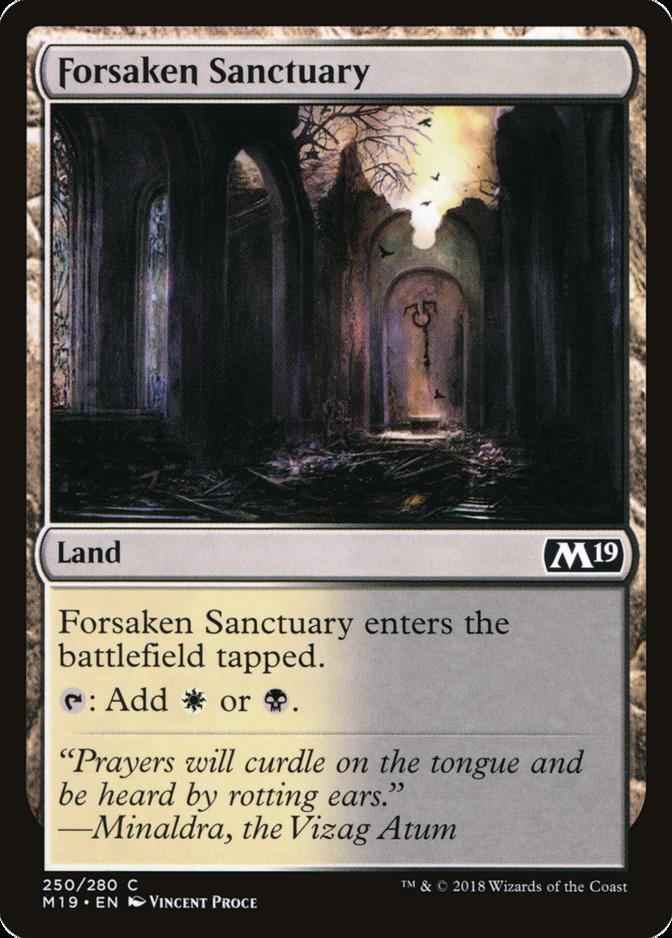 Forsaken Sanctuary [M19] (F)
