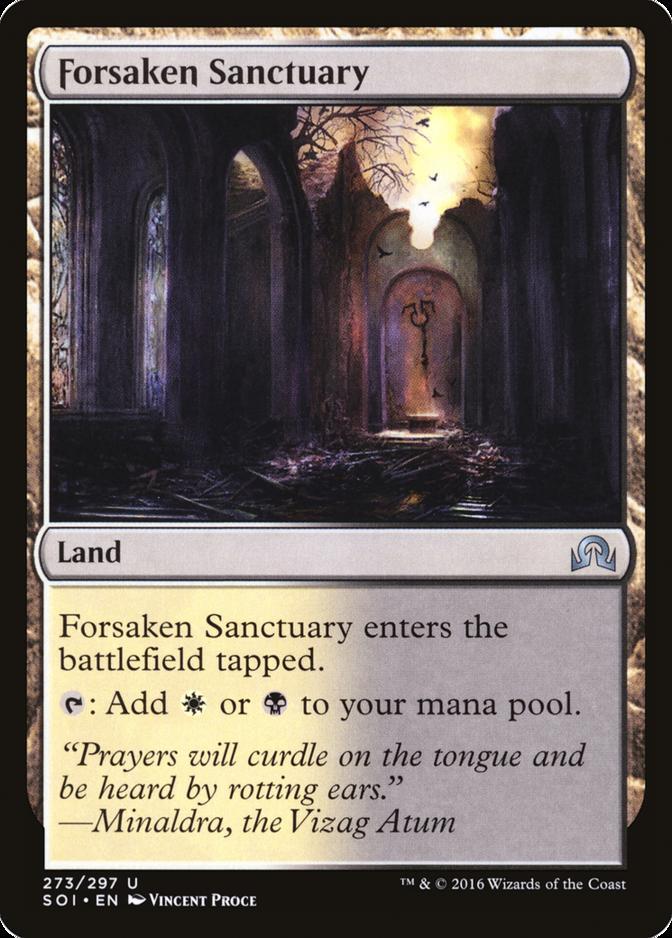 Forsaken Sanctuary [SOI]