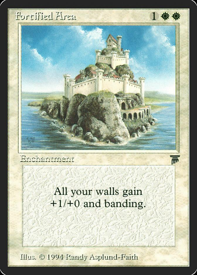 Fortified Area [LEG]