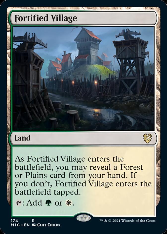 Fortified Village [MIC]