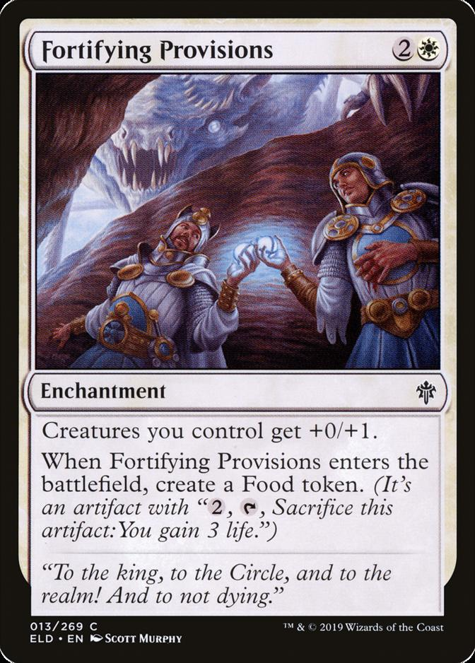 Fortifying Provisions [ELD]