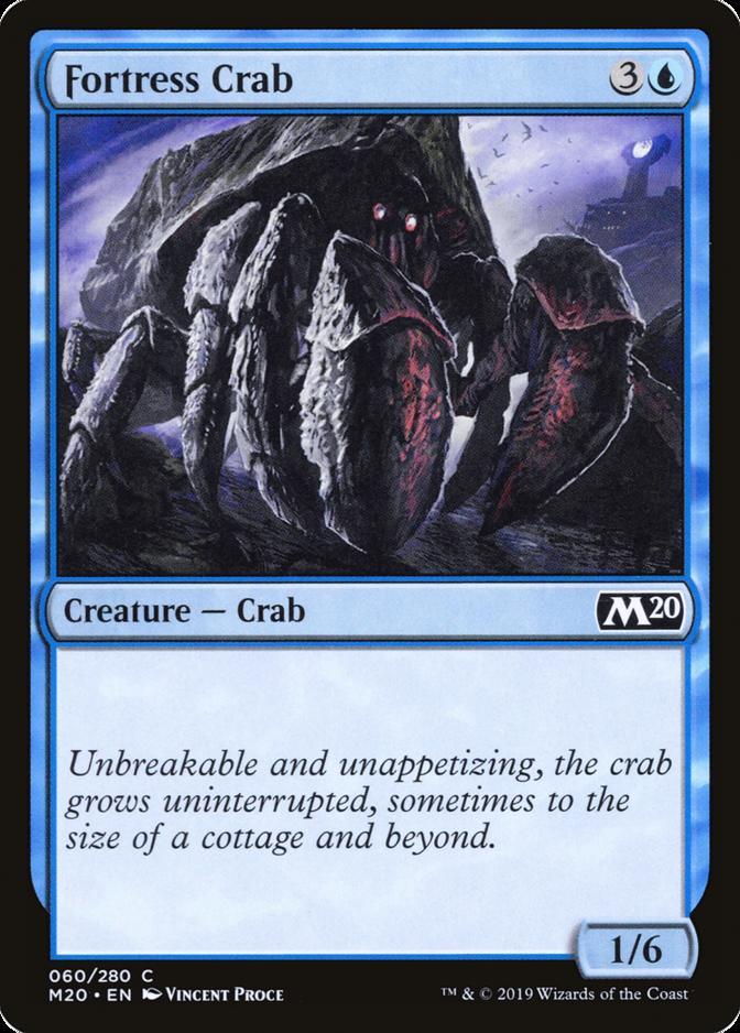 Fortress Crab [M20]