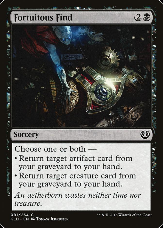 Fortuitous Find [KLD]