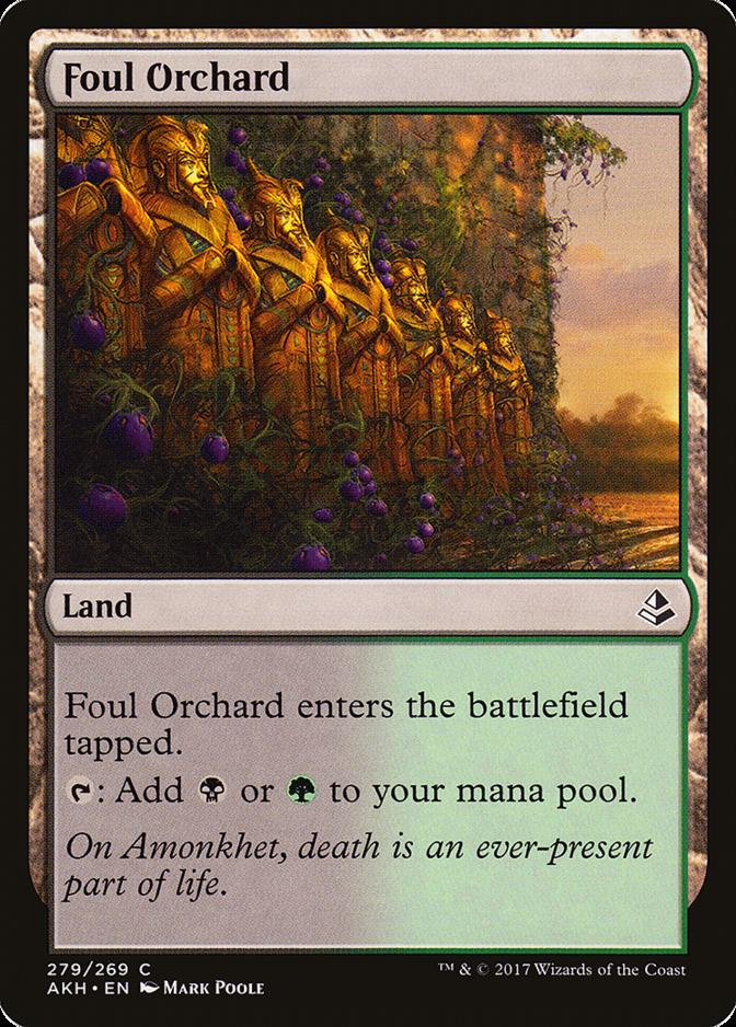 Foul Orchard [AKH]