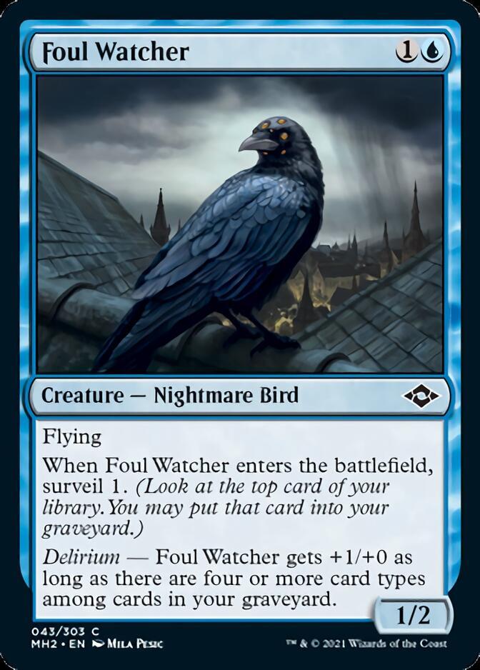Foul Watcher [MH2]