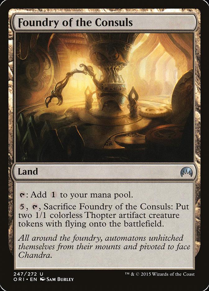 Foundry of the Consuls [ORI] (F)