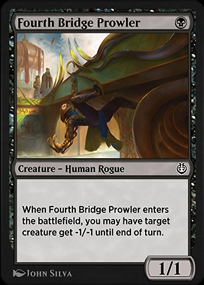 Fourth Bridge Prowler [KLR]