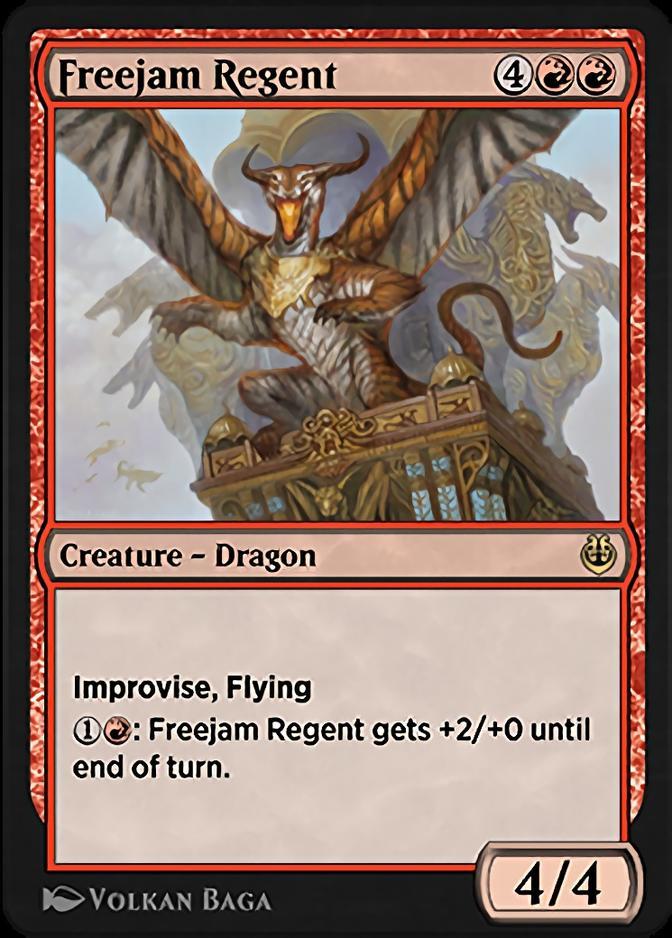 Freejam Regent [KLR]
