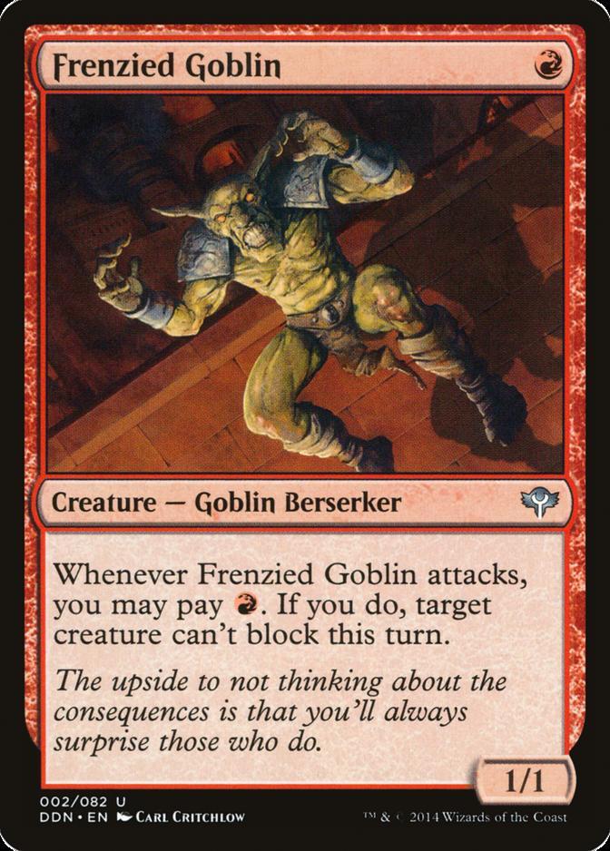 Frenzied Goblin [DDN]